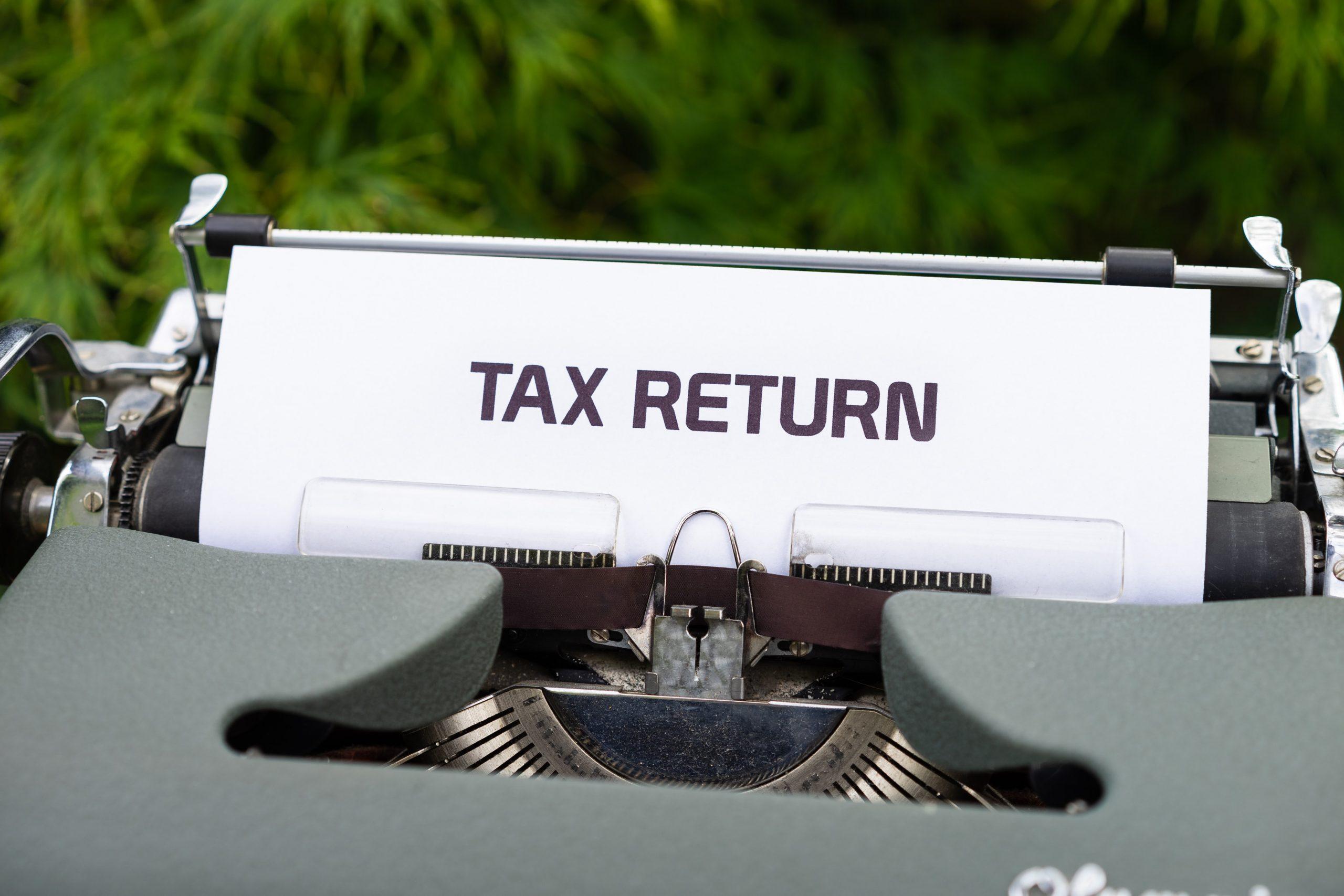 Tom Griffiths - US Expat Tax Return